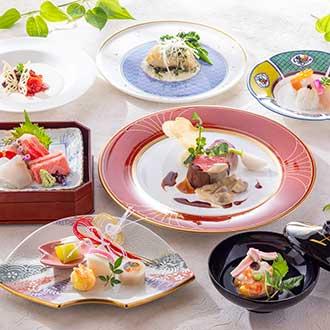公式】Bonds [絆]|ヒルトン小田原リゾート&スパの結婚式・披露宴料理