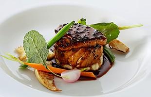 【無料試食】肉or魚 婚礼料理シェフの珠玉の一皿