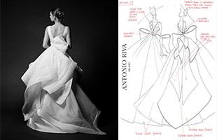 【Hilton×JUNO 限定】ヒルトン100周年を記念した「アントニオ・リーヴァ」ドレスが登場!